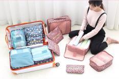 Bộ 6 túi du lịch tiện ích thời trang