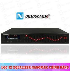 Đầu lọc xì Equalizer Nanomax EQ-999 ( đen )