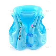 Áo phao bơi trẻ em ABC – Chất liệu nhựa dẻo PVC an toàn CHỐNG LẬT, chống thấm nước tuyệt đối cao cấp – BlingBling