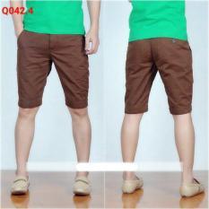 Quần shorts kaki nam