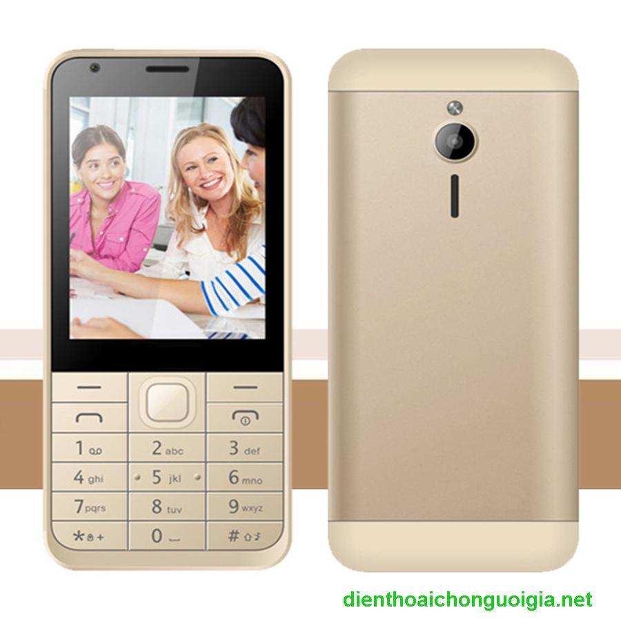 Điện thoại 4 sim Nokia 230 4 sóng pin khủng