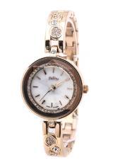 Sale Off Đồng hồ nữ Julius Hàn Quốc JA-624D dây hợp kim (Đồng)