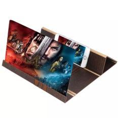 Kính xem phim 3D phóng đại thế hệ mới từ gỗ và gỗ bóng gương