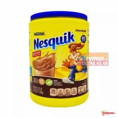 BỘT CACAO NESQUIK CHOCOLATE POWDER 1,18kg (Hộp)
