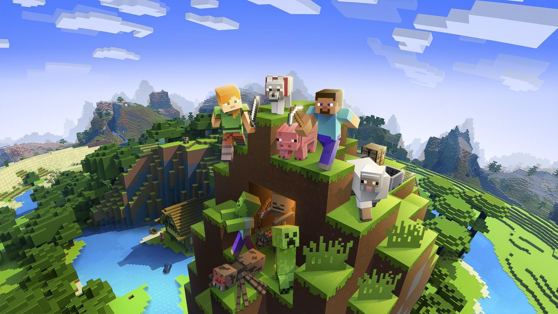 Game Minicraft siêu hót cho trẻ