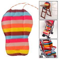 Tấm đệm lót xe đẩy, ghế ăn dặm chống thấm Colorful cho bé