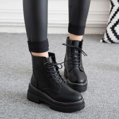 Giày Boot nữ thời trang cá tính B118