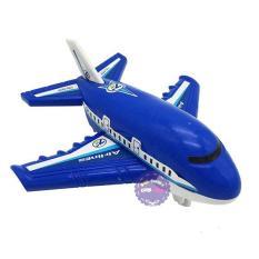 Đồ chơi mô hình máy bay chở khách mini bằng nhựa chạy trớn – ĐỒ CHƠI CHỢ LỚN
