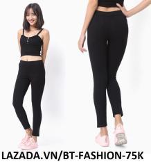 Quần Thun Nữ Ôm Legging Thời Trang Hàn Quốc Mới – BT Fashion (SN)