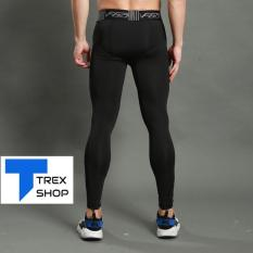 Quần Legging Nam – Quần Thể Dục Thể Thao – Quần Dài Tập Gym