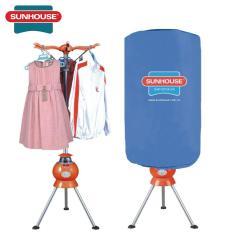 Máy sấy quần áo SUNHOUSE SHD2616 (Xanh dương)