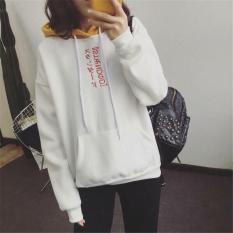 Áo khoác hoodie nữ chữ nhật siêu đẹp mới 2019