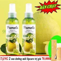 BỘ 2 CHAI Tinh dầu bưởi dưỡng tóc dạng xịt Pomelo 130ml
