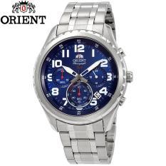 Đồng hồ nam dây kim loại Orient FKV01002D0