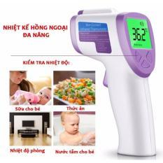 Nhiệt kế điện tử hồng ngoại đo nhiệt độ cho bé khi sốt – BH 1 năm