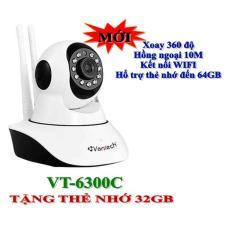 Camera IP Wifi Vantech VT-6300C (2.0MP)