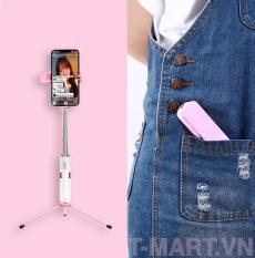 Gậy selfie chụp ảnh siêu nhỏ – Vừa chụp hình selfie tự sướng vừa làm tripod – Hàng nhập khẩu