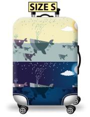 Túi bọc bảo vệ vali -Áo vỏ bọc vali – HPValiOEM