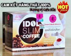Cà Phê Giảm Cân Idol Slim Coffee Thái Lan 10 gói x 15g – Ca phe giam can IdolSlim Coffee – Giam can hieu qua – Cafe giam can idol slim – Cafe giam can idol slim