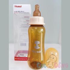 Bình sữa Hàn Quốc cổ nhỏ I-Byeol 250ml công nghệ kháng khuẩn Hàn Quốc