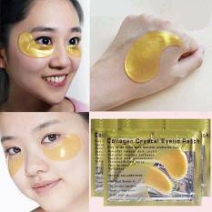 Mặt Nạ Đắp Mắt Collagen Nano Vàng (2 cặp)