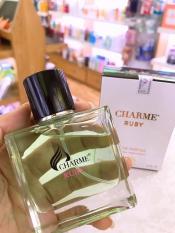 Charme Ruby (50ml) – Nước Hoa Nam Ruby Charme [CHÍNH HÃNG 100%] Nuoc hoa for men Charme Ruby Tendre Hermes