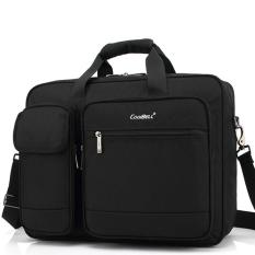 Cặp đựng laptop mở rộng coolbell 5002 15.6′ màu đen