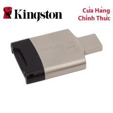 Đầu đọc USB 3.0 Kingston tốc độ cao MobileLite G4 FCR-MLG4
