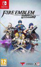 Đĩa Game Nintendo Switch-Fire Emblem Warriors