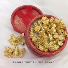 Tỳ hưu vàng 24K nguyên chất size 1,5 cm
