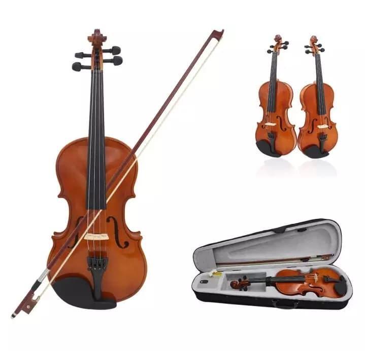 Đàn Violin gỗ ép violinist-100