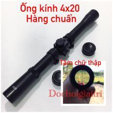 ống nhòm ngắm đa năng 4×20 tiêu chuẩn