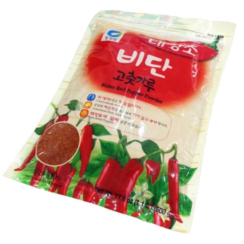 Chỗ nào bán Bột Ớt Cao cấp Bidan Hàn Quốc 500g