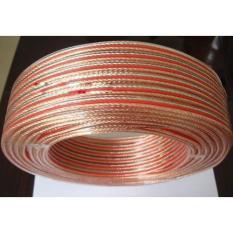 Dây cáp loa 2×0.5/ cuộn 80m loại 1