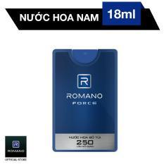 Romano – Nước hoa bỏ túi Force 18ml