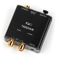 Bộ chuyển âm thanh Optical to AV – Fiio D3 – Digital to Analog Audio Converter
