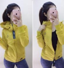 Áo khoác nữ Lime thun cotton 4 chiều màu mới 2018 hình thật kèm clip.Giá sỉ rẻ
