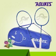 Bộ vợt cầu lông trẻ em cao cấp AOLIKES MD-8123