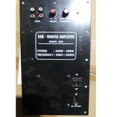mạch sub 300-500W