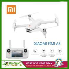 Máy bay Flycam Xiaomi FIMI A3 5.8G, 2GPS, Gimbal Trống rung 2 trục, Camera 1080P Full HD, FPV 1KM, Thời gian bay 25 Phút
