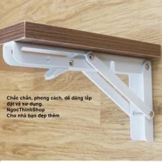 Bản lề gập tay gạt-300mm (bộ 2 cái)