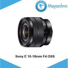 Ống kính Sony E 10-18mm F4 OSS (Hàng chính hãng)