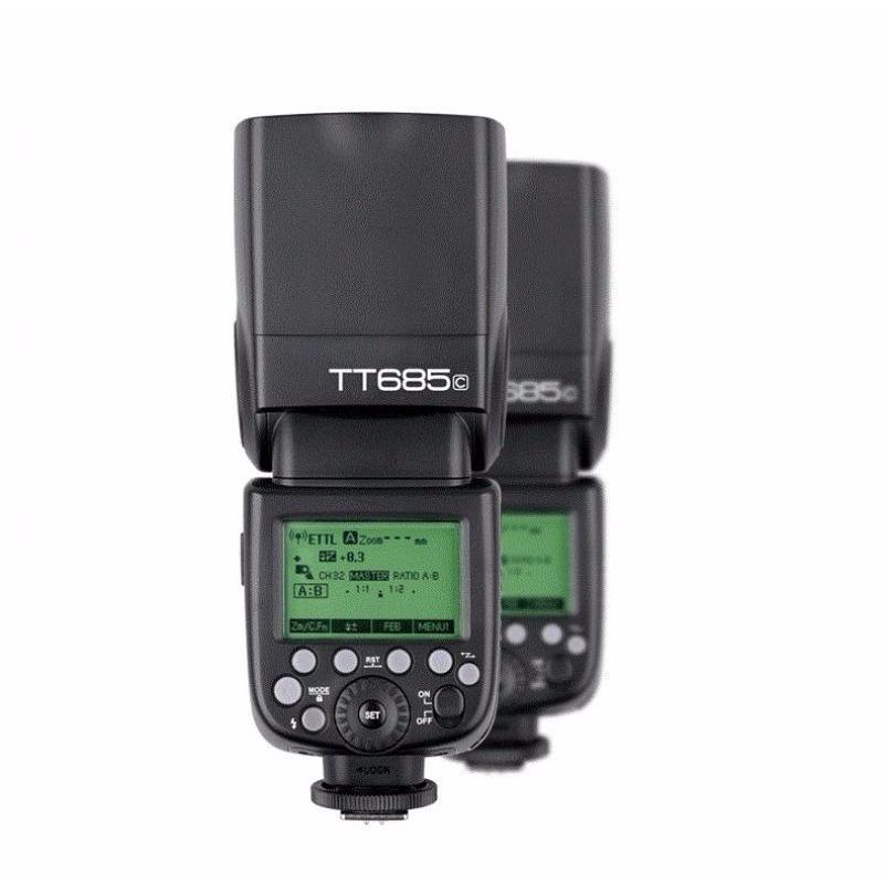 Flash Godox TT685C for Canon(Hàng Nhập Khẩu)