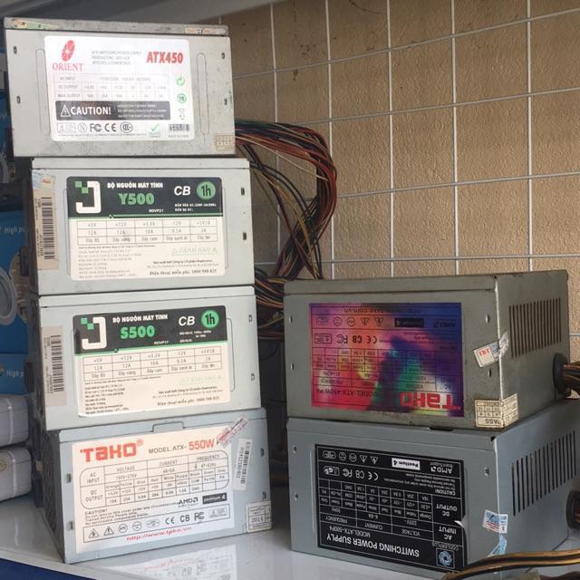 Nguồn ATX 450W 550W Đang Bán Tại BỆNH VIỆN MÁY TÍNH SENNSEICOMPUTER