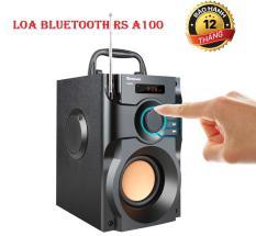 Loa Nghe Nhac Bluetooth, Bán Loa Vi Tính, Loa Bluetooth RS A100, Hệ Thống 3 Loa Kép Âm Bass Chuẩn – Điều Khiển Từ Xa Hỗ Trợ FM Radio – Siêu Khuyến Mại Giá Sốc, Bảo Hành Uy Tín.