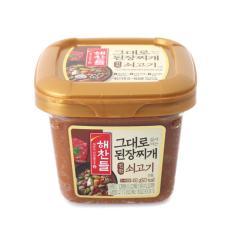 Tương Trộn Hàn Quốc Nhập Khẩu Loại Chấm Thịt Nướng Đặc Biệt (450g)