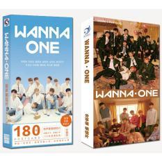 Postcard Idol Wanna One new 2018