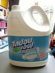 Nước rửa bát không mùi lipon 3600ml Thái Lan