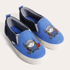 Giày Sneaker Bé trai Urban UB1702 xanh lam