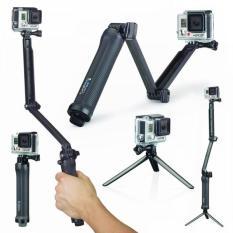 Gậy tự sướng 3Way Monopod dành cho tất cả các loại Action camera Gopro, Eken, Sjcam, Xiaomi